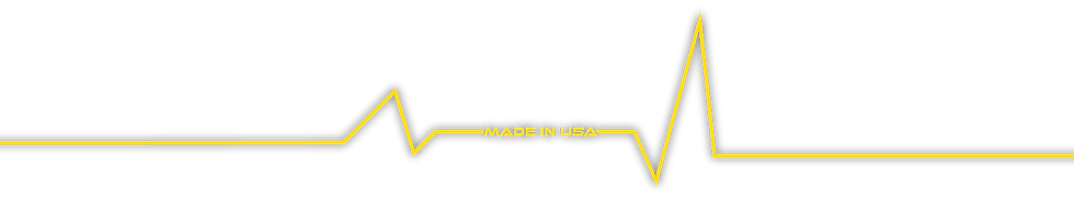 Power Cushioned Made in USA Logo