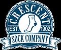 Crescent Sock Company Logo