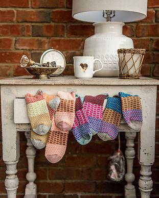 world's softest sock lifestyle image