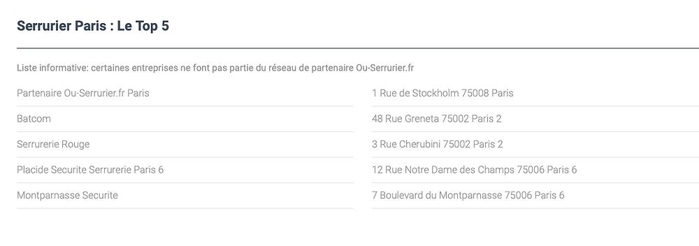 top-5-entreprise-serrurerie-paris