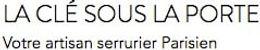 logo artisan serrurier 75002