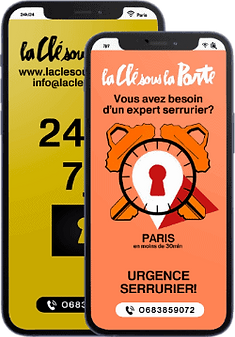 serrurier urgence paris