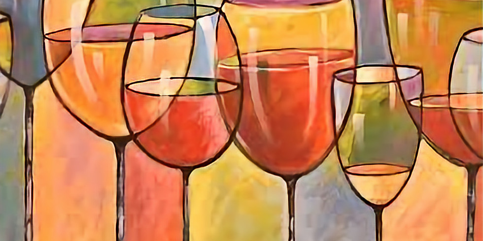NSB Paint Out:  Wine Tasting and Art Preview