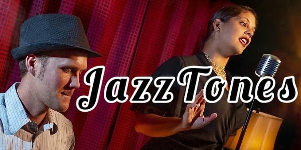 Jazztones with Patrick Ross