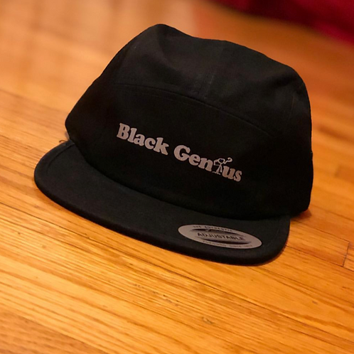 Black Genius Strap-Back
