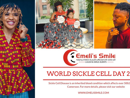 Happy World Sickle Cell Day