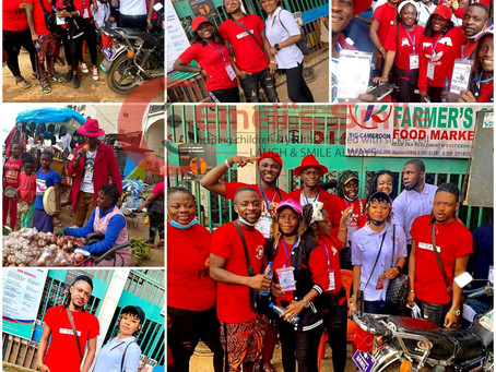 WORLD SICKLE CELL DAY OUTREACH IN BAMENDA ON 19TH JUNE 2021