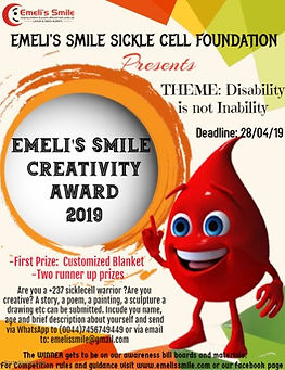 2019 Emeli's Smile Creativity Award.jpg