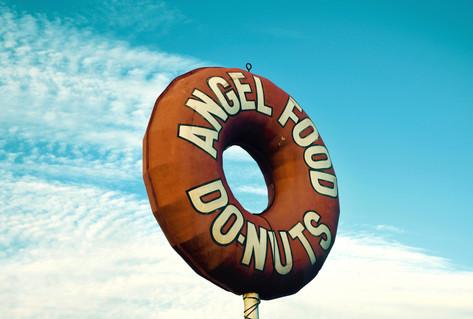 angel donuts