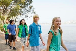 Yaz Kampı Çocuk