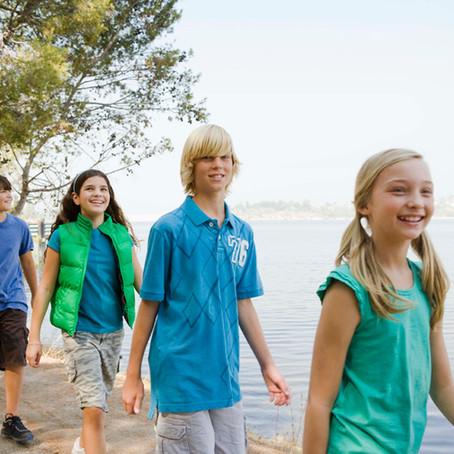 Campamentos de Verano para niños y jovenes