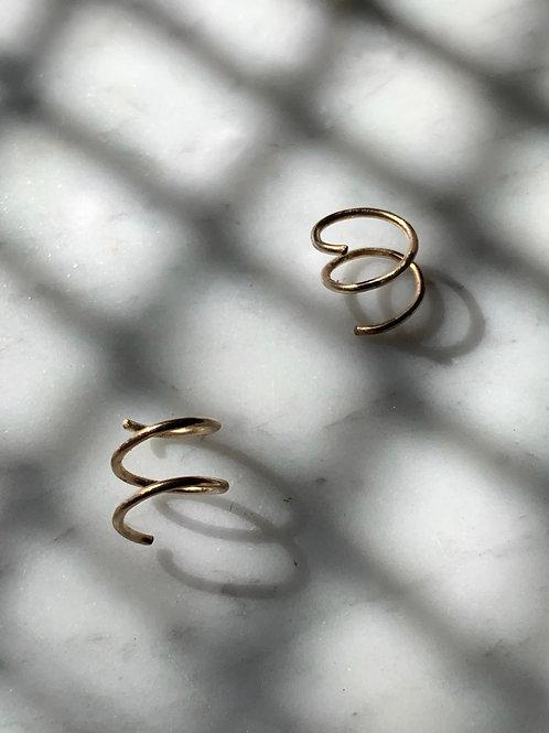 Spiral Hoops (10mm)