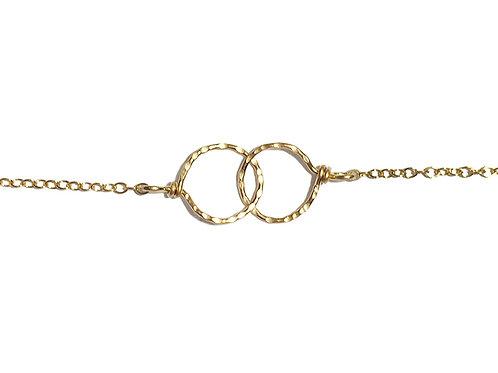 Infinity Circles Bracelet