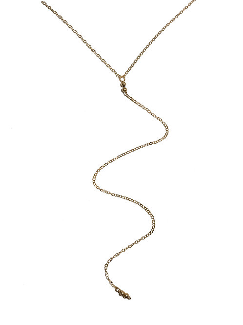Bead Chain Y Style