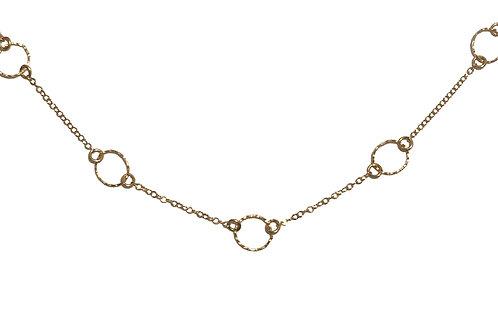 Circle Chain Choker
