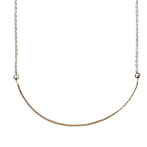 Large Arc Necklace