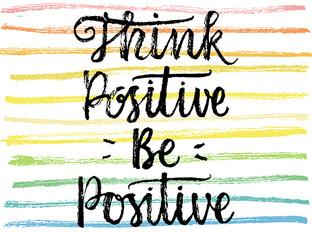 Opinion: Positive energy