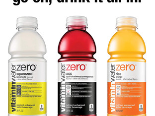 Review: Vitamin Water Zero