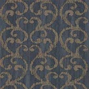 Harlequin Baroc Wallpaper - Ink 111731