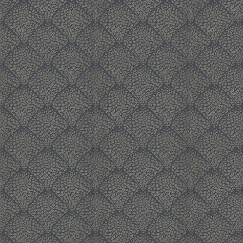 Harlequin Charm Wallpaper - Platinum/Shadow 111751