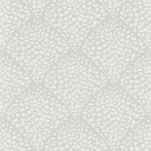 Harlequin Charm Wallpaper - Ivory/Mist 111749