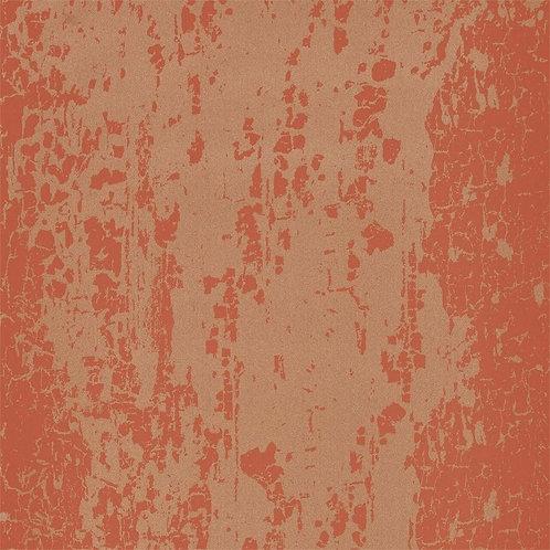 Harlequin Eglomise Wallpaper - Ayer/Gilt 111743