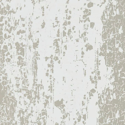 Harlequin Eglomise Wallpaper - Ivory/Ice 111745