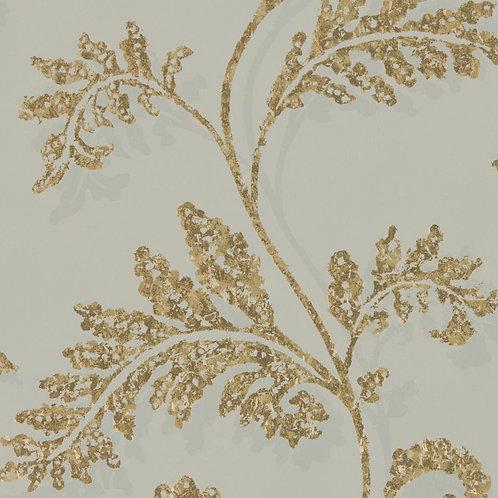 Harlequin Lucero Wallpaper - Oyster/Rich Gold 111725