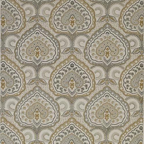 James Hare Fitzrovia Fabric - Natural  - 31649/01