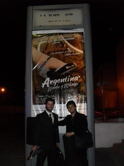 Mexico Tour 2011