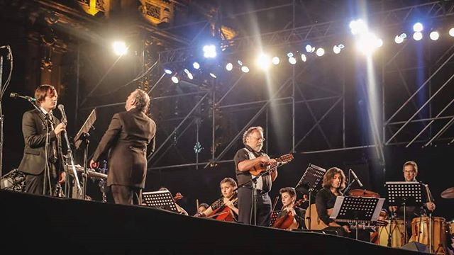 Closing the Septiembre Musical Festival