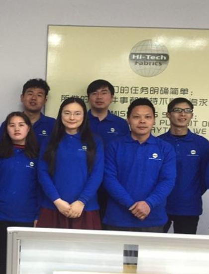 China quality control team