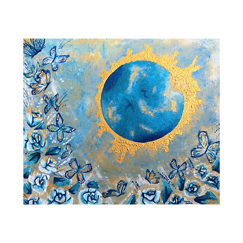 SOLAR ECLIPSE - PRINT