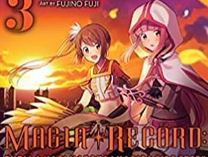 Magia Record: Puella Magi Madoka Magica Side Story, Vol. 3 Has Been Released