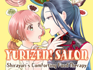 Yurizen! Salon -Shirayuri's Comforting Food Therapy- Chapter 1 & 2 Have Been Released