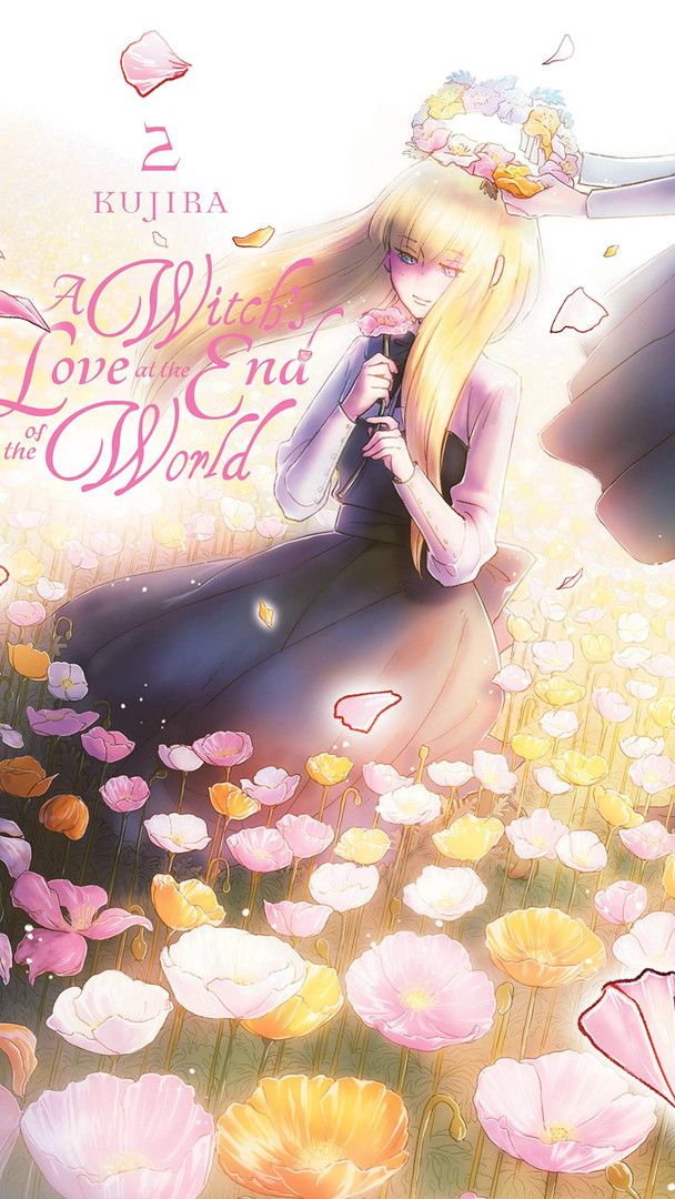 A Witch's Love at the End of the World 0
