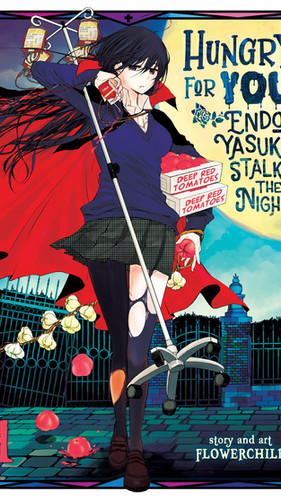 Hungry for You- Endo Yasuko Stalks the N