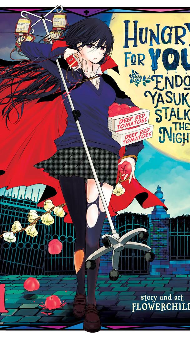 Hungry for You- Endo Yasuko Stalks the N