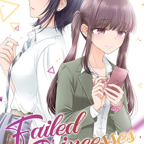 Failed Princesses Vol. 3 Has Been Released
