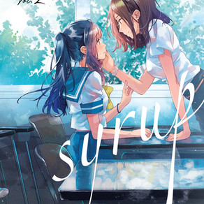 Syrup: A Yuri Anthology Vol. 2 Has Been Released