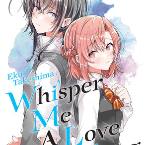 Whisper Me a Love Song Vol. 2 Has Been Released