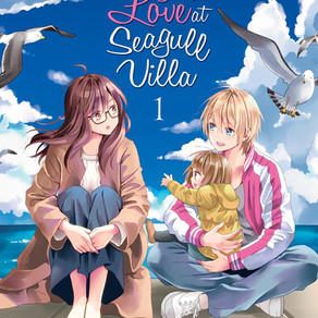 Days of Love at Seagull Villa Vol. 1 Has Been Released