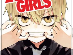 Yuri Manga/Novel List Released in May 2021