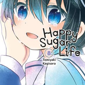 Happy Sugar Life Vol.8 Has Been Released