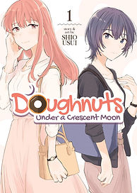 Doughnuts Under a Crescent Moon