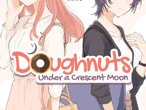 Doughnuts Under a Crescent Moon Vol. 1 Has Been Released