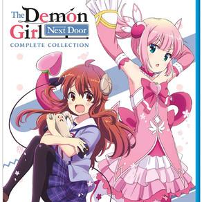 The Demon Girl Next Door Blu-ray Has Been Released