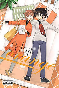 Éclair Orange: A Girls' Love Anthology That Resonates in Your Heart