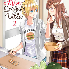 Days of Love at Seagull Villa Vol. 2 Has Been Released