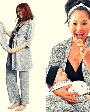 mommy and me pj set-unique gifts for pre